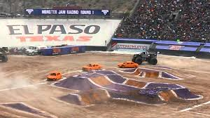 Monster Jam El Paso, TX UTEP - YouTube Maximum Destruction Monster Jam 2015utep El Pasotx Youtube Truck Show Paso Texas Youtube Tx Sunbowl March 100 Obsessionracing Com U2014 Oakland East Bay Tickets Na At Alameda Trucks Invade Nrg Truck Tour Comes To Los Angeles This Winter And Spring Devaatormonstertruck In Tx 2017 Intro Ian Graham S Monster Jam Archives Heraldpost
