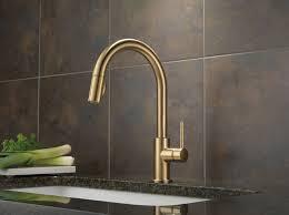 delta 9159 cz dst trinsic single handle pull down kitchen faucet