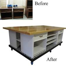 Sewing Cabinet Plans Build by Best 25 Craft Tables Ideas On Pinterest Craft Room Tables Diy