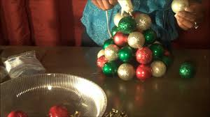 Christmas Tree Name Baubles by Super Fantastic And Easy To Make Ornament Tree Using Dollar Tree