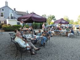 Rosenthal Wine Bar Patio by The Kingwood Tavern