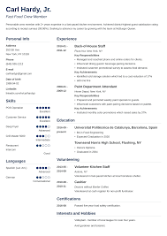 Fast Food Worker Resume Sample [+Skills & Objective] Why Should You Pay A Professional Essay Writer To Help How To Write A Resume Employers Will Notice Indeedcom College Student Sample Writing Tips Genius Security Guard Mplates 20 Free Download Resumeio Sver Example Full Guide Write An Executive Resume 3 Mistakes Avoid Assignment Support Uks Services Facebook Design Director Fast Food Worker Skills Objective Executive Service Great Rumes 12 Fast Food Experience Radaircarscom