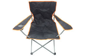Camping Chair With Cup Holder In Black And Orange | Bags, Chairs And ... Famu Folding Ertainment Chairs Kozy Cushions Outdoor Portable Collapsible Metal Frame Camp Folding Zero Gravity Kampa Sandy Low Level Chair Orange How To Make A Folding Camp Stool About Beach Chairs Fniture Garden Fniture Camping Chair Kamp Sportneer Lweight Camping 1 Pack Logo Deluxe Ncaa University Of Tennessee Volunteers Steel Portal Oscar Foldable Armchair With Cup Holder Easy Sloungers Coleman Kids Glowinthedark Quad Tribal Tealorange Profile Cascade Mountain Tech