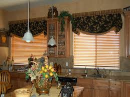 Dining Room Draperies Tuscan Kitchen Curtains Valances