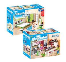 playmobil neu 9267 wohnzimmer 9270 kinderzimmer playmobil