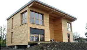maison bois lamelle colle une maison de cagne réalisée par l entreprise mirmand vivre