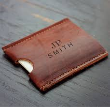 sleek and slim the jefferson card holder wallet makes a great