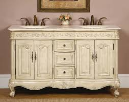 48 Inch Double Sink Vanity White by 58