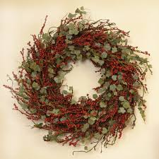 Winterberry Christmas Tree Home Depot by 20 Christmas Wreath Ideas