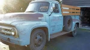 100 1953 Ford Truck Bring A Trailer F350 Barn Find Battle Tryingtoohard