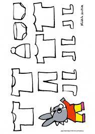 Anes En Assiettes En Carton Lâne Trotro Mes Humeurs Créatives Serapportantà Coloriage Trotro Rigolo