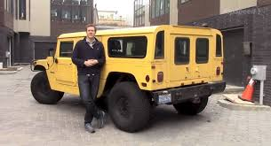 Hummer H1 Reviews Specs & Prices Top Speed