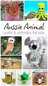 Aussie Animal Crafts And Activities