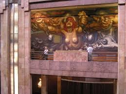 David Alfaro Siqueiros Murales Bellas Artes by Striptm Palacio De Bellas Artes