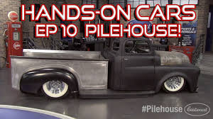 How To Build A Pickup Truck Bed + SEMA On Hands-On Cars 10 ...