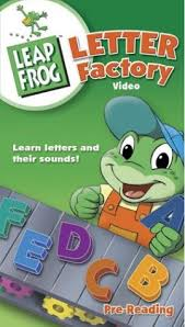 Amazon Leap Frog Letter Factory VHS Leapfrog Movies & TV