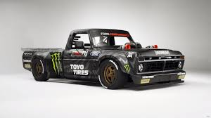 Ken Block's New AWD F-150-Based Hoonitruck Is Ford GT Crazy | Top Speed