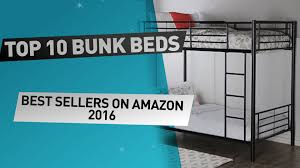 Storkcraft Bunk Bed by Top 10 Bunk Beds Best Sellers On Amazon 2016 Youtube