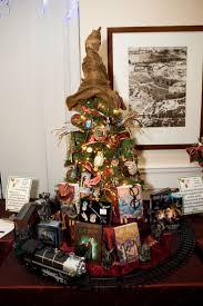 Christmas Tree Toppers Disney by Christmas Christmas Harry Potter Tree Tim Burton Doctor Who