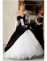 compare prices on wedding dresses black and white ball gown