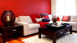 35 red living room ideas interior design youtube