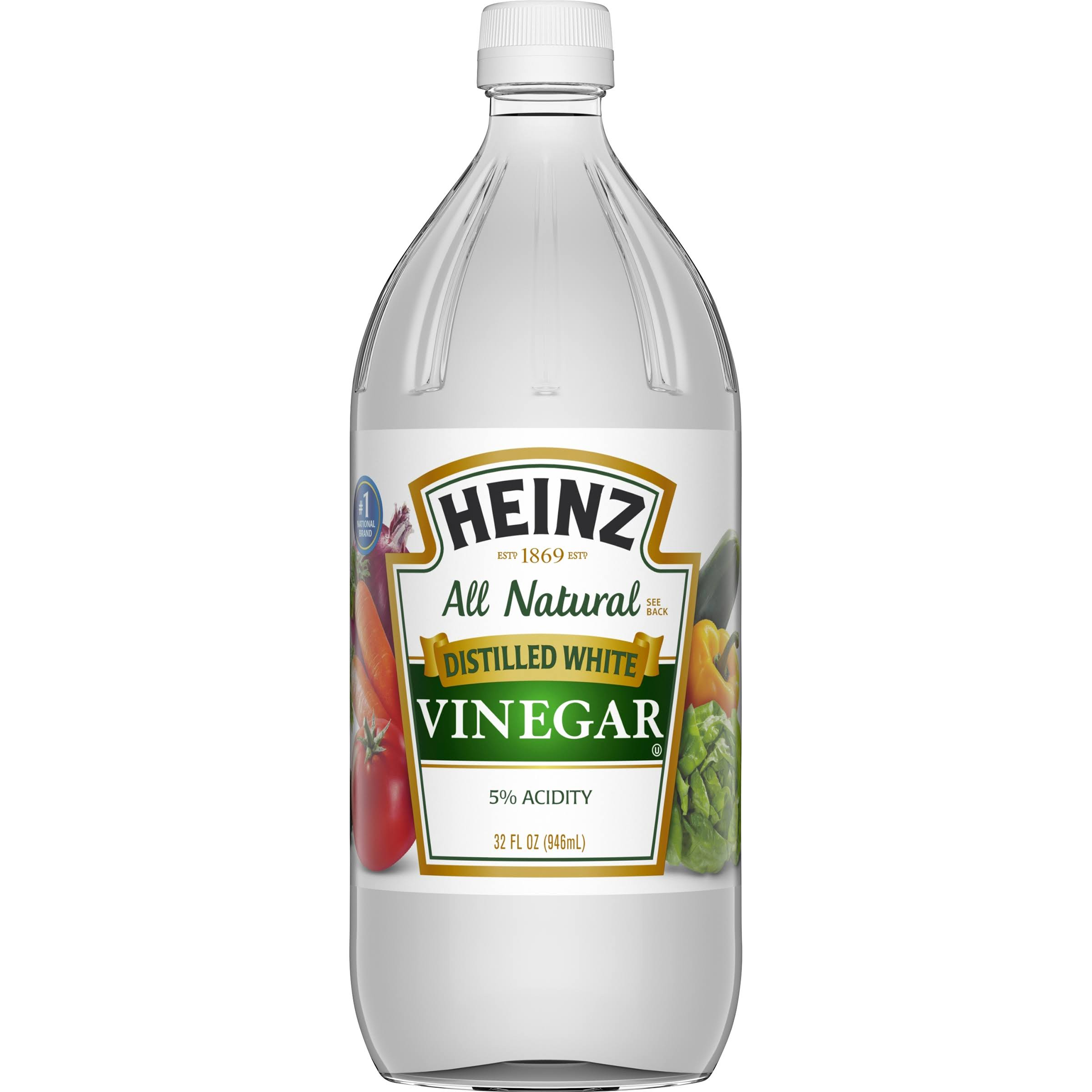 Heinz Distilled White Vinegar - 32oz