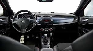 2017 Alfa Romeo Giulia Interior Best Wallpaper Background