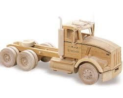 100 Model Semi Truck Kits PATTERNS KITS S 66 The KW Tractor