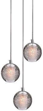 led kristall pendelleuchte hängele für wohnzimmer loft treppe foyer esszimmer esstisch bar schlafzimmer chrom höhenverstellbar kronleuchter