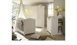massivholz babyzimmer set cinderella premium bestehend aus 2