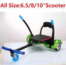 Hoverboard Parts Kart 2 Wheel Electric Scooters Part Seat Smart Balance Cart Self Balancing Scooter