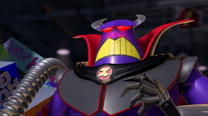 """Zurg, Character From """"Toy Story 2"""". 