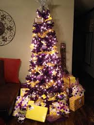 LSU Christmas Tree The Kids Would Love This