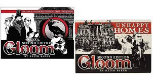 100 Keith Baker Homes Amazoncom Gloom Game Bundle Including Gloom 2nd Edition And
