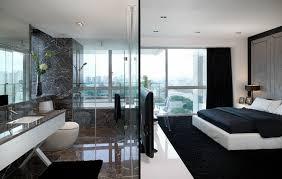 chambre avec salle de bain chambre avec salle de bain ouverte et dressing kirafes