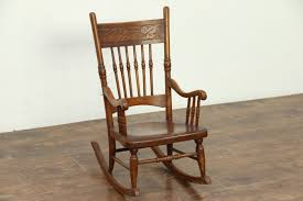SOLD - Victorian Rocking Chair Press Carved Antique Child Size ... Wooden Rocking Horse Orange With Tiger Paw Etsy Jefferson Rocker Sand Tigerwood Weave 18273 Large Tiger Sawn Oak Press Back Tasures Details Give Rocking Chair Some Piazz New Jersey Herald Bill Kappel Crown Queen Lenor Chair Sam Maloof Style For Polywood K147fsatw Woven Chairs And Solid Wood Fine Fniture Hand Made In Houston Onic John F Kennedy Rocking Chair Sells For 600 At Eldreds Lot 110 Two Rare Elders Willis Henry Auctions Inc Antique Oak Carving Of Viking Type Ship On Arm W Velvet Cushion With Cushions