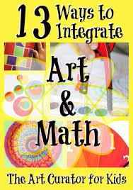 13 Art And Math Projects For Kids