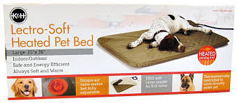 k h pet products k h lectro soft heated pet bed heated dog beds