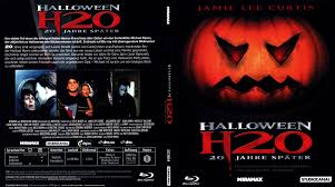 Halloween H20 Cast Member From Psycho by Halloween The 90s Show Halloween Horror Special H20 Youtube H2o