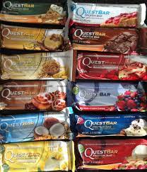 Twelve Flavors Of Quest Bar In 12 Days