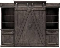 Garrett Distressed Charcoal Entertainment Wall Unit Rustic Shelves Kitchen Full Hd Wallpaper Photographs