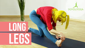 Leg Lengthening Yoga