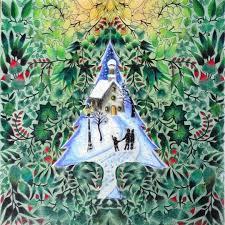 Fir Tree Enchanted Forest By Adik