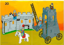 siege lego lego siege tower 6061 castle