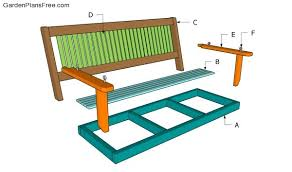 building a porch swing diy outdoor projects pinterest porch