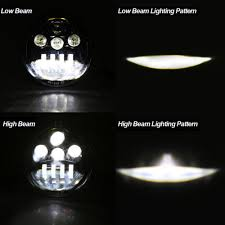 Harley Davidson Light Fixtures by Cree Led Headlight Daymaker Harley Davidson V Rod Vrod Vrsc Vrsca