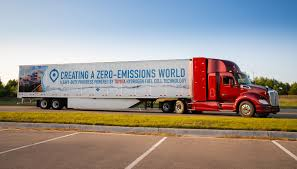 100 Images Of Semi Trucks Kenworth To Build Semi Trucks Powered By Toyota Fuel Cells