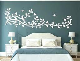 Pochoirs Chambre Bé Stickers Mur Chambre Pochoir Mural Chambre Arbre Mural Stickers