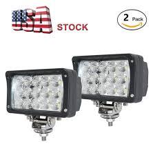 Led Work Lights For Truck, 2 PCS 6