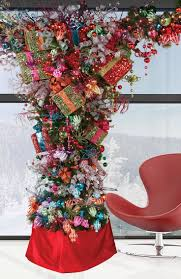 Martha Stewart Christmas Trees Kmart by 94 Best Holiday Upside Down Trees Images On Pinterest Trees